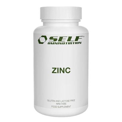 SELF: ZINC - 100 tabletter