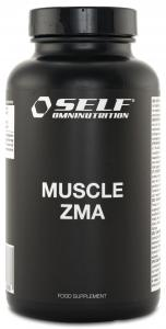 SELF: MUSCLE ZMA-120 kapslar