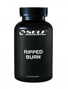 SELF: RIPPED BURN - 120 CAPS
