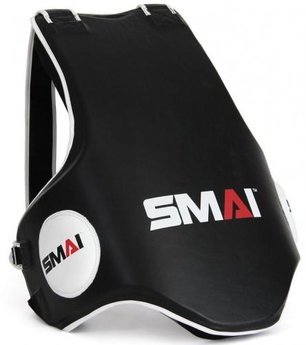SMAI: BOXERS TRAINING AND BODY SHIELD - SVART