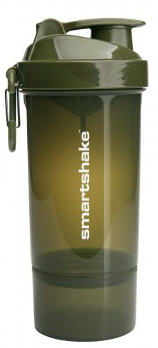 SMARTSHAKE: O2GO ONE ARMY GRÖN - 800ml