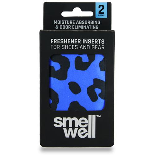 SMELLWELL: LEOPARD BLUE - 1 PAR