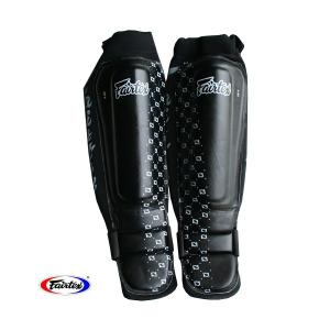 FAIRTEX: MMA BENSKYDD SP6 - SVART