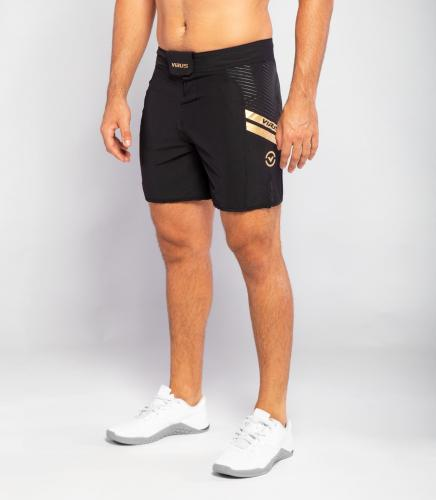 VIRUS: ST2 DISASTER II COMBAT SHORTS - SVART