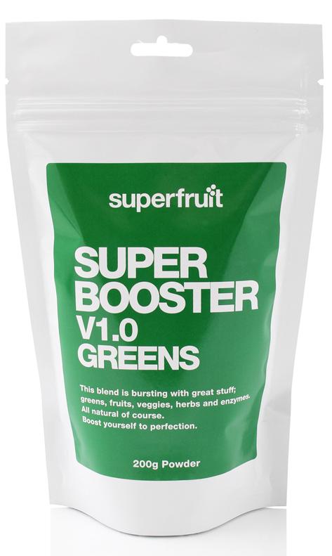 SUPERFRUIT: SUPER BOOSTER V1.0 GREENS 200g