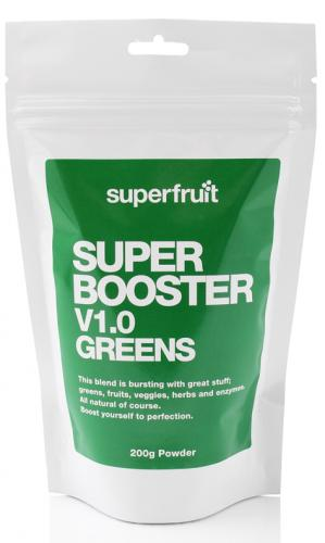 SUPERFRUIT: SUPER BOOSTER V1.0 GREENS 200g