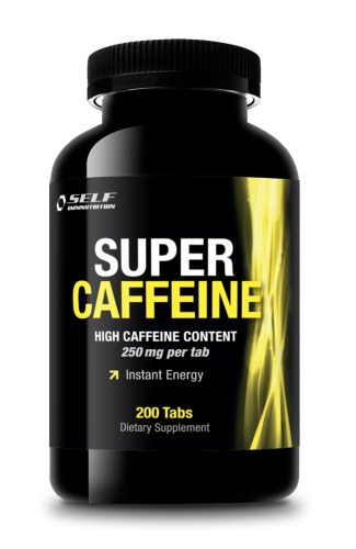 SELF: SUPER CAFFEINE (200 CAPS)