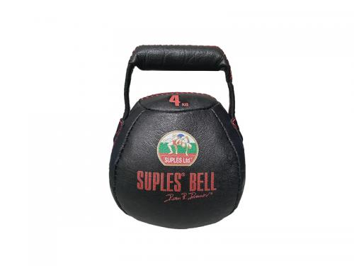 SUPLES: LEATHER BELL - 4kg