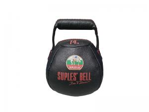 SUPLES: LEATHER BELL - 14kg