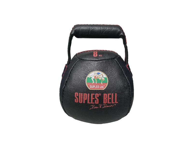 SUPLES: LEATHER BELL - 8kg