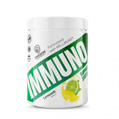 SWEDISH SUPPLEMENTS: IMMUNO 400gr - LEMONADE