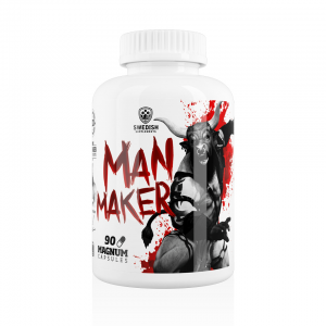 SWEDISH SUPPLEMENTS: MAN MAKER - 90 KAPSLAR