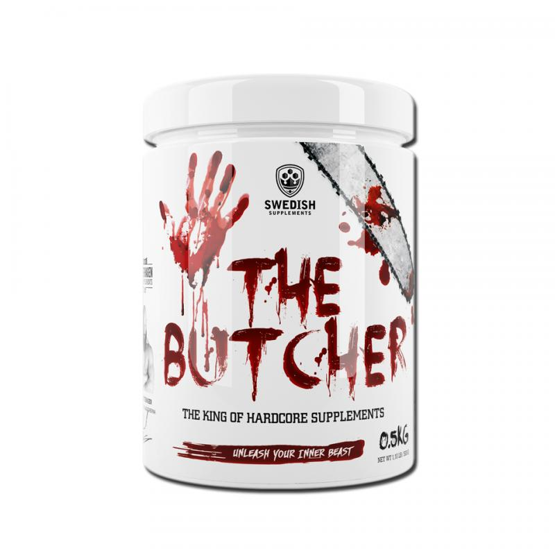 SWEDISH SUPPLEMENTS: THE BUTCHER