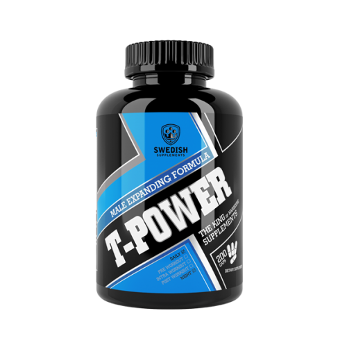 SWEDISH-SUPPLEMENTS T-POWER 200CAPS