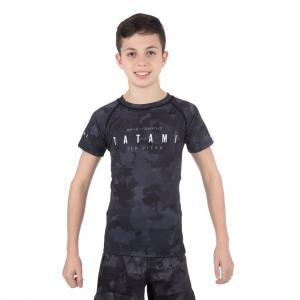 TATAMI: KIDS STEALTH RASHGUARD