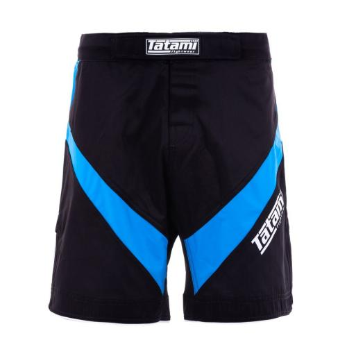 TATAMI: IBJJF 2020 RANKED DYNAMIC FIT SHORTS - BLÅ