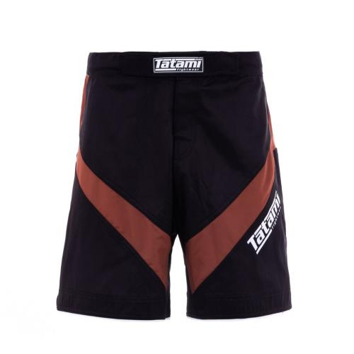 TATAMI: IBJJF 2020 RANKED DYNAMIC FIT SHORTS - BRUN