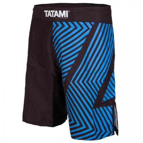 TATAMI: IBJJF RANK SHORTS - BLÅ