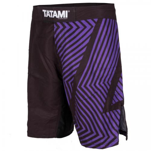 TATAMI: IBJJF RANK SHORTS - LILA