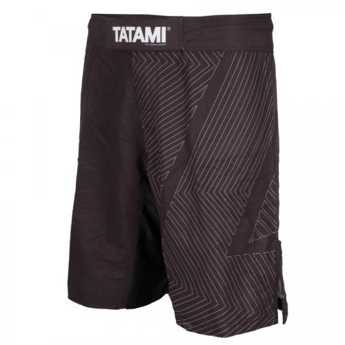 TATAMI: IBJJF RANK SHORTS - SVART