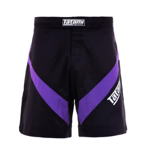TATAMI: IBJJF 2020 RANKED DYNAMIC FIT SHORTS - LILA