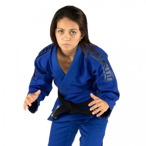 cf24d5db40 TATAMI: COMP SRS LIGHTWEIGHT 2.0 LADIES BJJ GI - BLUE