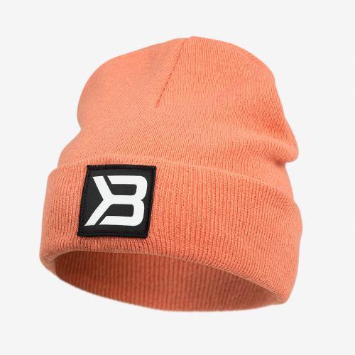 BETTER BODIES: TRIBECA BEANIE - PEACH