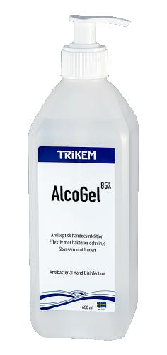 TRIKEM ALCOGEL 85% - 600 ml