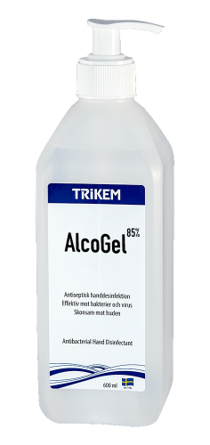 TRIKEM ALCOGEL 85% - 600 ml