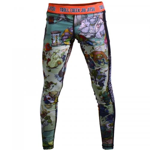 TROLL CREEK JIU JITSU: GRAPPLING TIGHTS