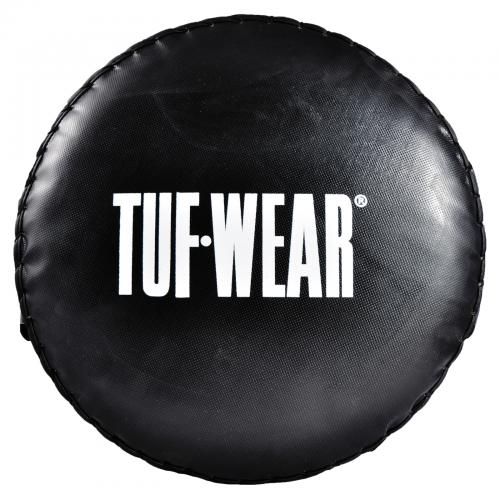 TUF WEAR: CREED PUNCH SHIELD - SVART