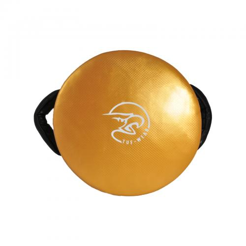 TUF WEAR: EAGLE PUNCH SHIELD - GULD/SVART