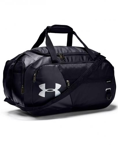 UNDER ARMOUR: UNDENIABLE DUFFEL 4.0 VÄSKA - SVART