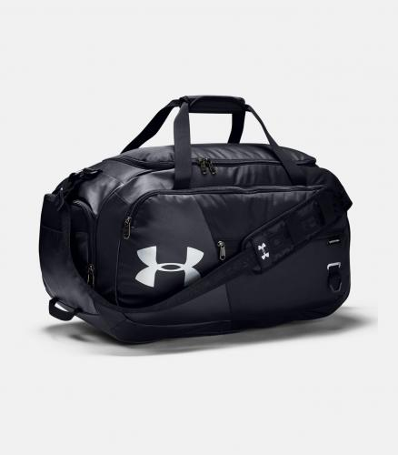 UNDER ARMOUR: UNDENIABLE DUFFEL 4.0 VÄSKA MEDIUM - SVART