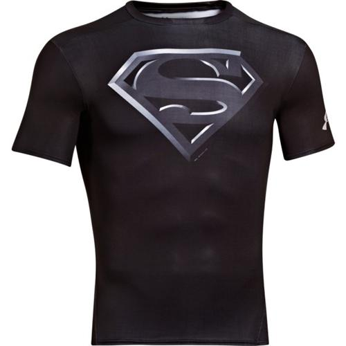 "UNDER ARMOUR: ALTER EGO ""S"" KOMPRESSIONS T-SHIRT"