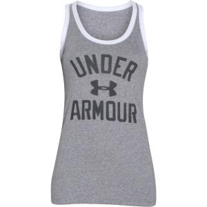 UNDER ARMOUR: FAVORITE GRAPHIC LINNE - GRÅ