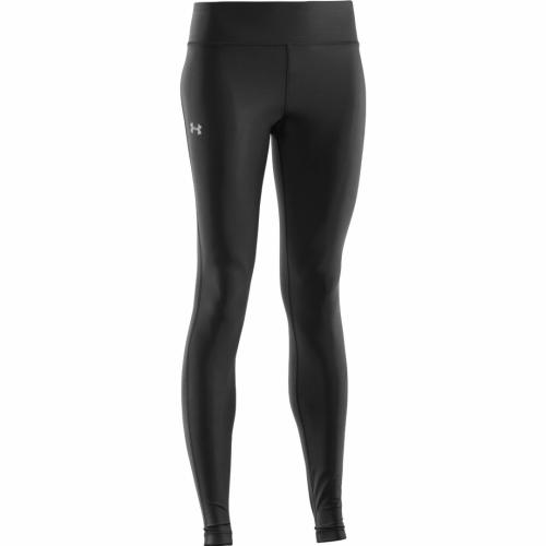 UNDER ARMOUR: AUTHENTIC HEATGEAR TIGHTS - SVART