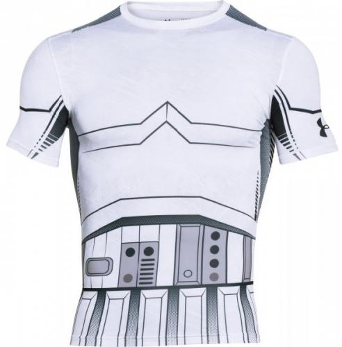 UNDER ARMOUR: STORMTROOPER KOMPRESSIONS T-SHIRT