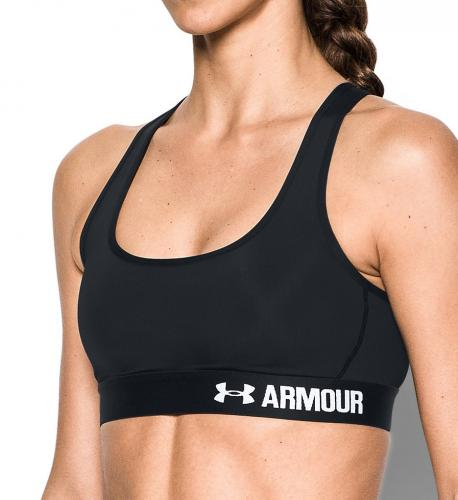 UNDER ARMOUR: CROSSBACK SPORT-BH - SVART
