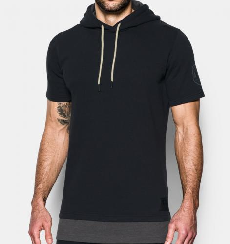 UNDER ARMOUR: ALI 2 IN 1 HOODIE TRÖJA