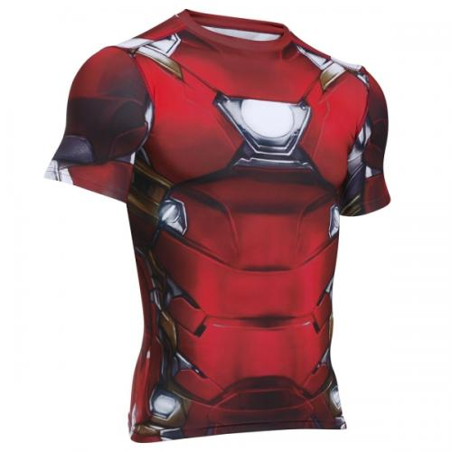 UNDER ARMOUR: IRON MAN 2.0 KOMPRESSIONSTRÖJA
