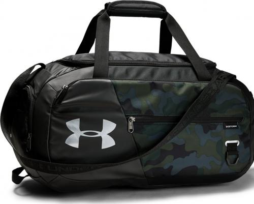 UNDER ARMOUR: UNDENIABLE DUFFEL 4.0 VÄSKA - CAMOU