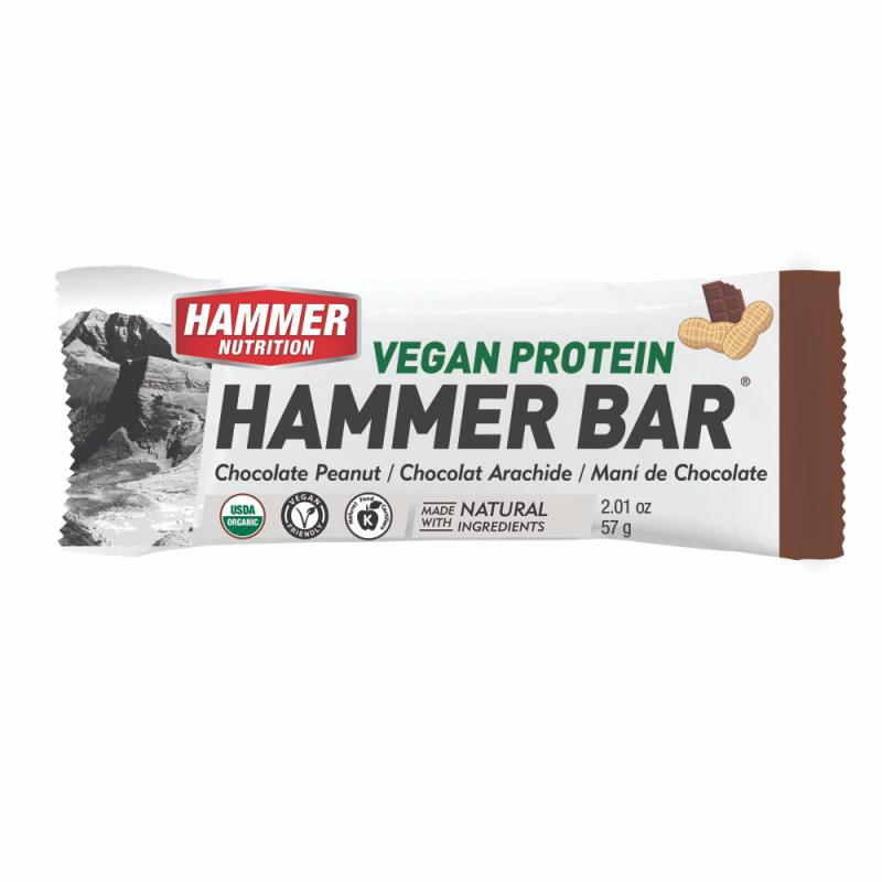 HAMMER NUTRITION: VEGAN PROTEIN BAR 56gr - 1st bar