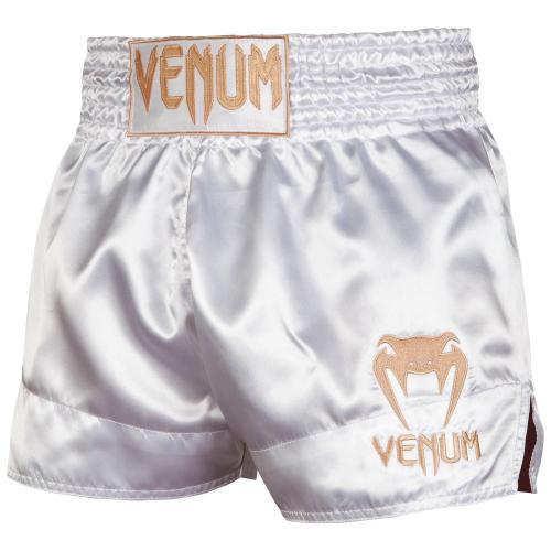 Venum Inferno Muay Thai Shorts Kids Red//White