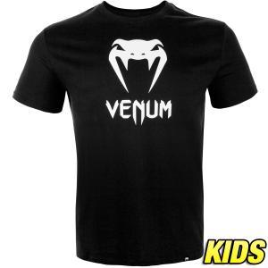 VENUM: CLASSIC KIDS T-SHIRT - SVART