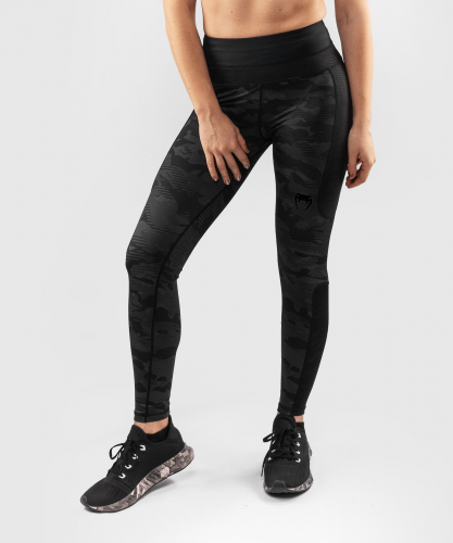 VENUM: DEFENDER TIGHTS DAM - SVART