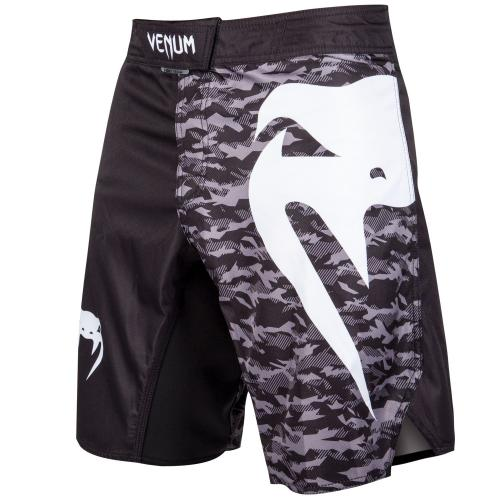 VENUM: LIGHT 3.0 FIGHTSHORTS SVART/URBAN CAMOU