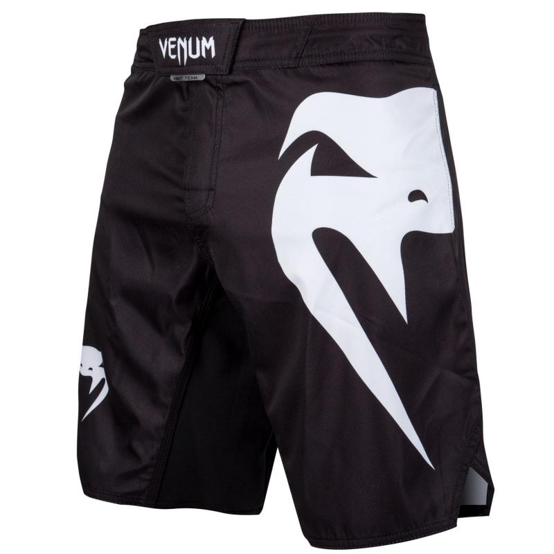 VENUM: LIGHT 3.0 FIGHTSHORTS - SVART/VIT