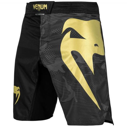 VENUM: LIGHT 3.0 FIGHTSHORTS - SVART/GULD
