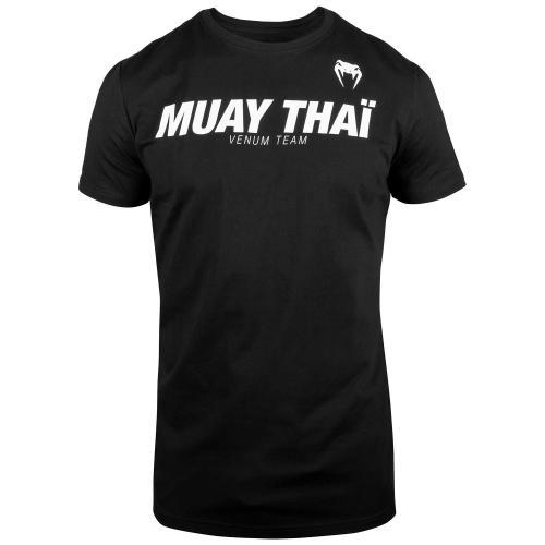 VENUM: MUAY THAI VT T-SHIRT - SVART